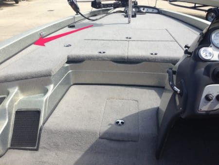 Boat Carpet Trim Self Adhesive Marine Carpet Trim