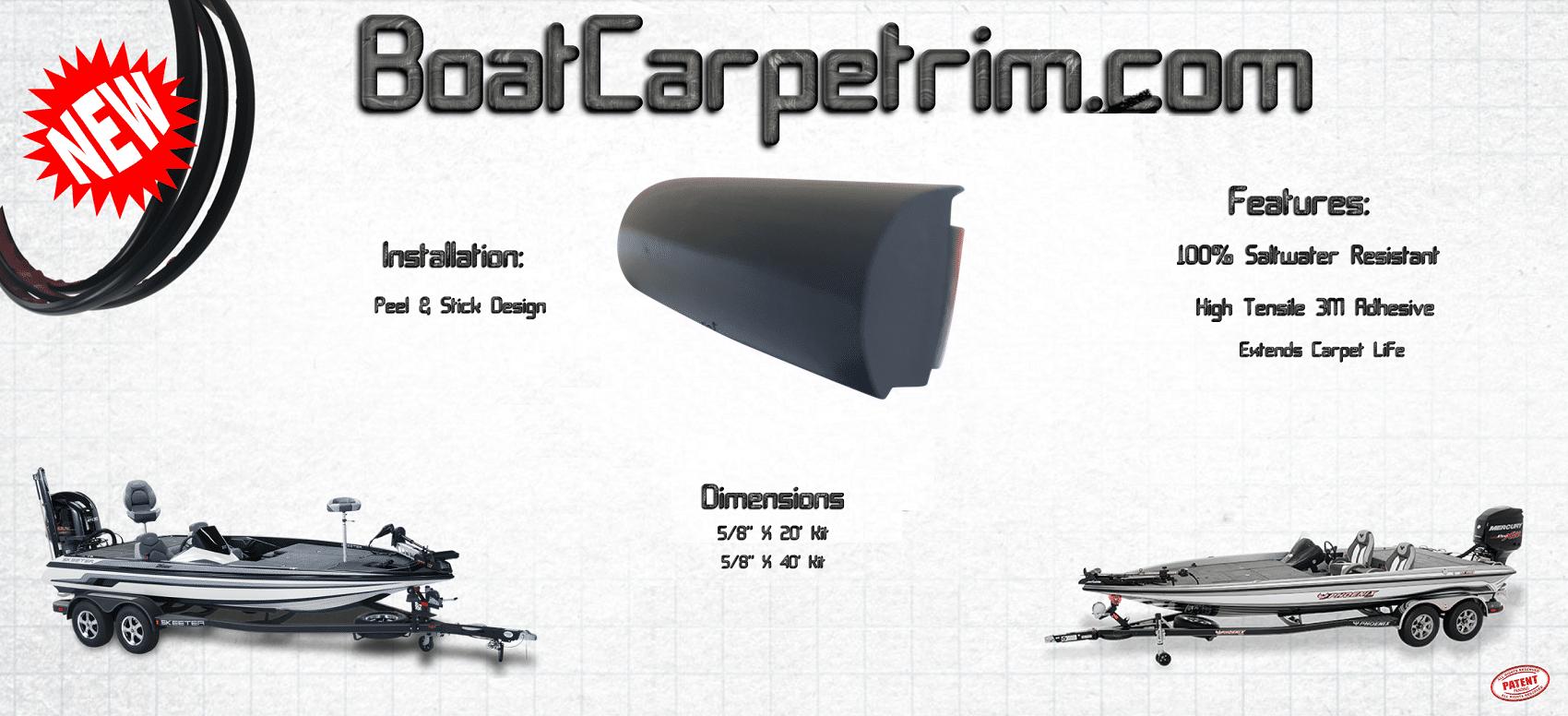 Boatcarpettrim 174 Saltwater Edition Multiple Sizes